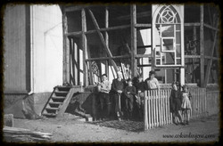 Metodistkirken utvider 1952