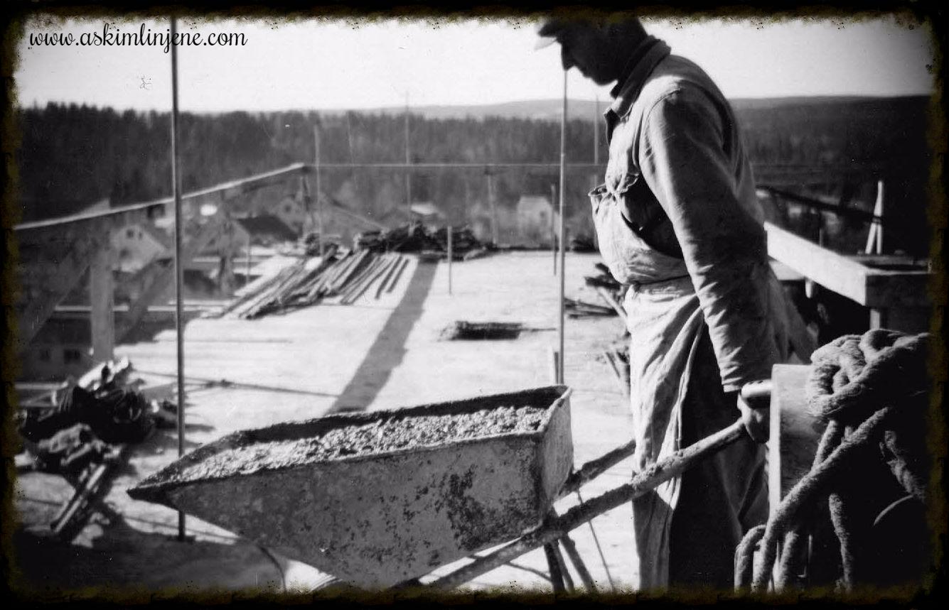 Silobygget 1953