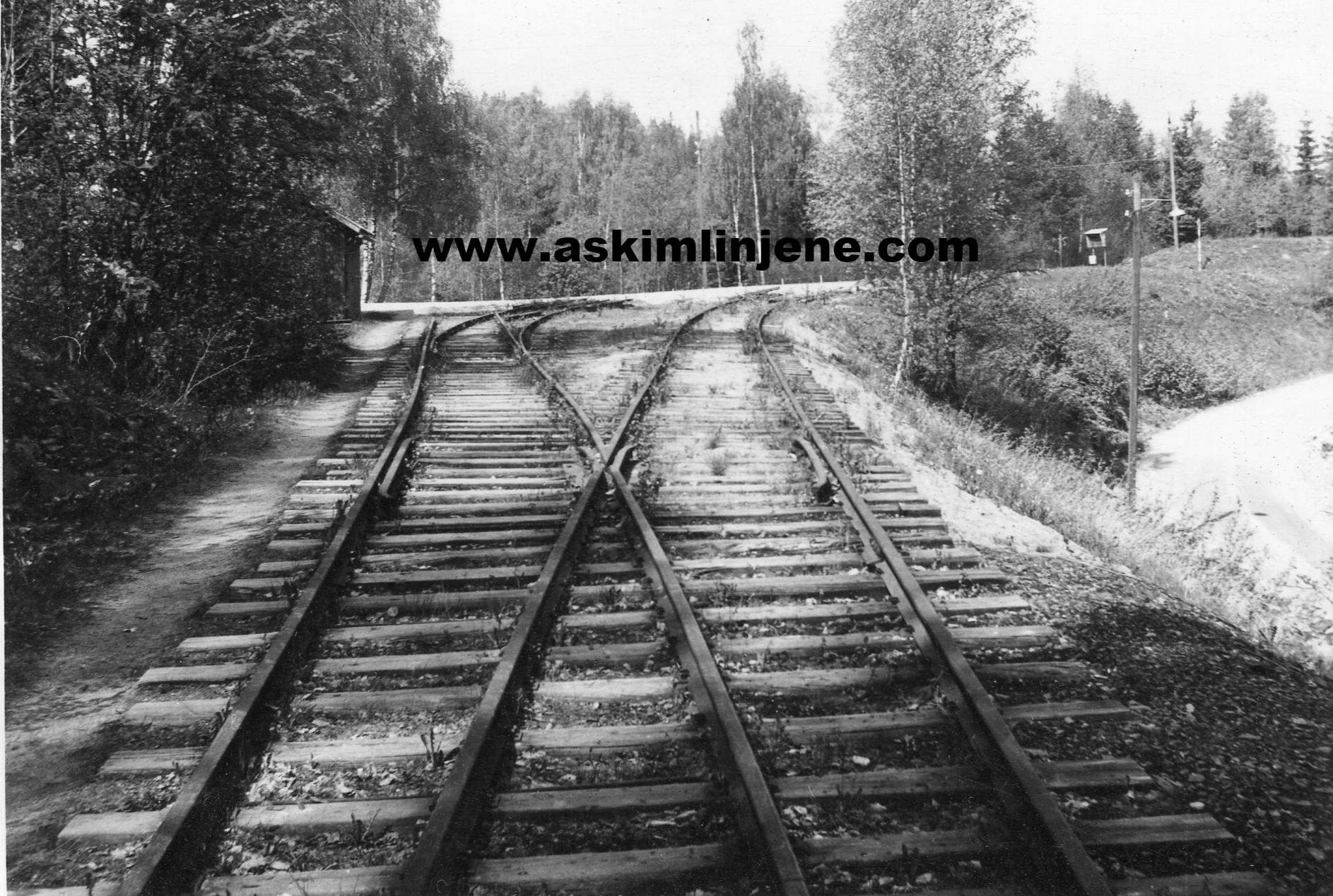 Solbergfossbanen 1967