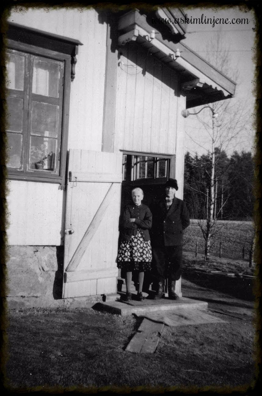 Herr og fru Smerkerud