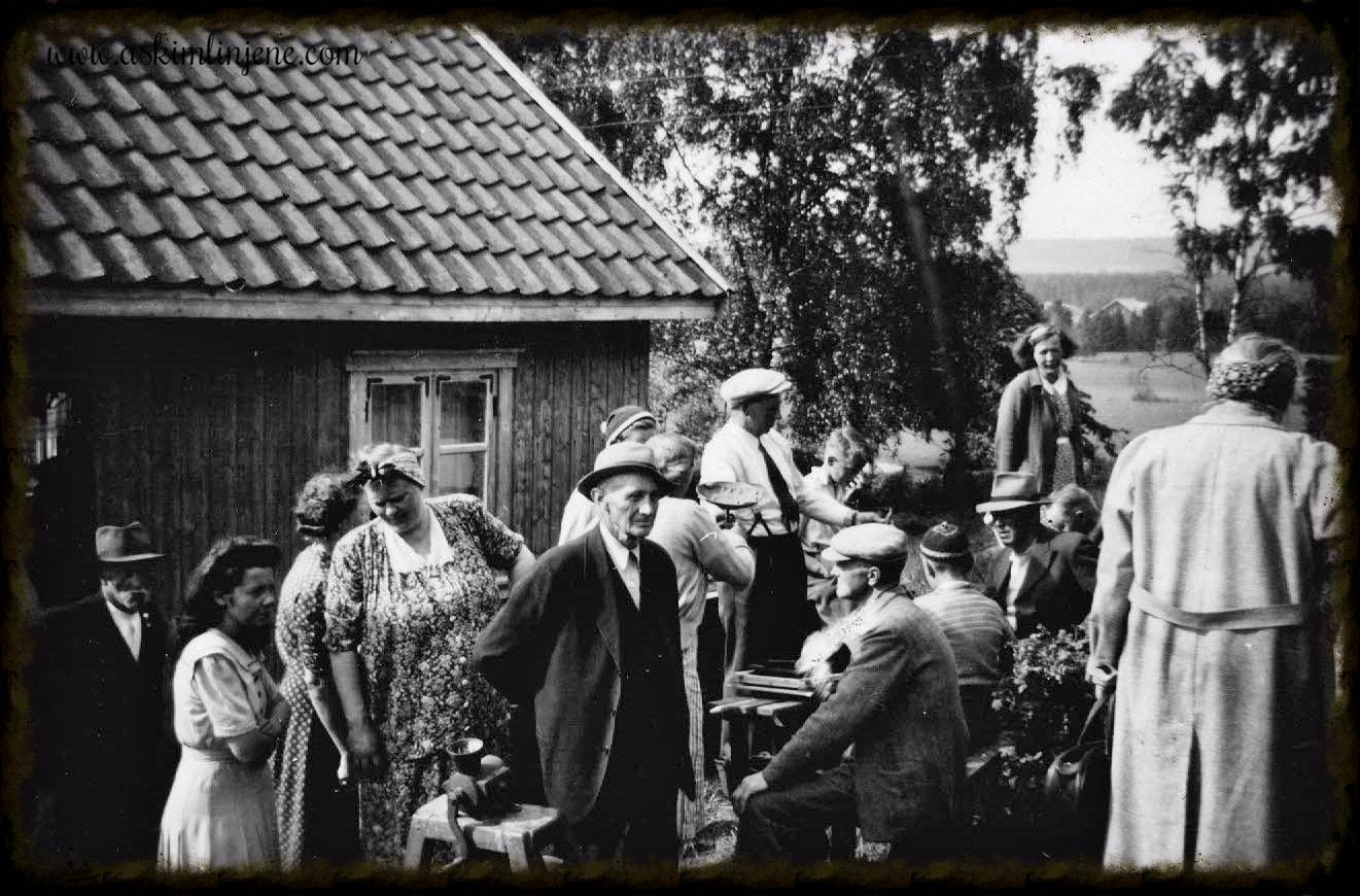 Auksjon Elverhøy 1950