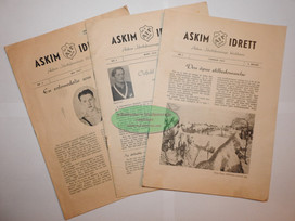 Askim Idrett - Askim Idrettsforenings klubbavis