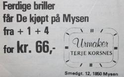 Urmaker Kornes