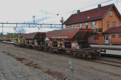 Askim stasjon juni 2014