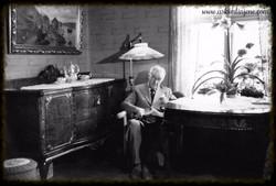 Stasjonsmester Alf Hansen 1952