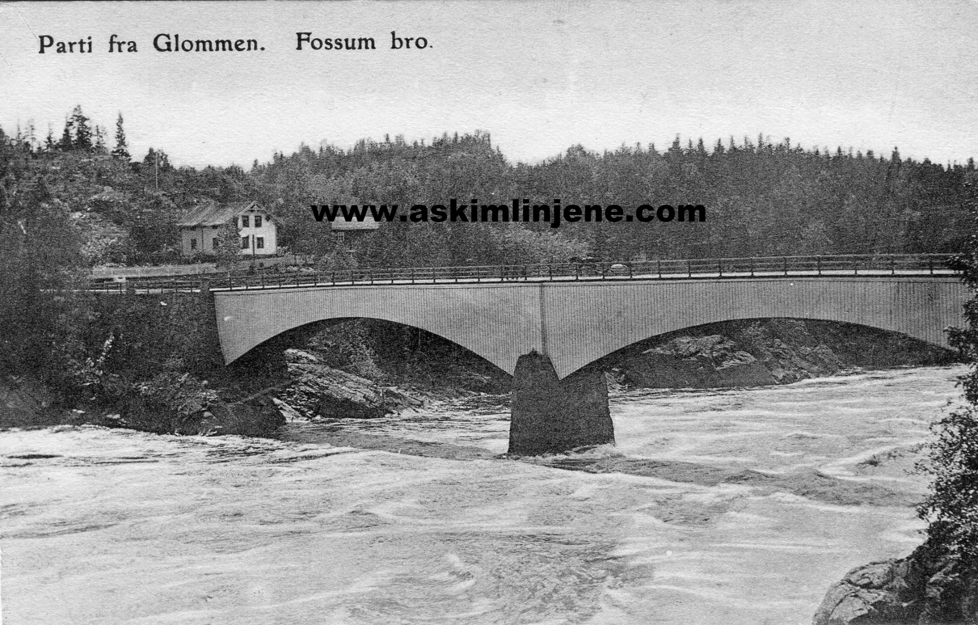 Fossum bro 1906
