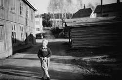 """Ved """"Eneren"""" 1953"""