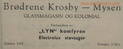 Brødrene Krosby
