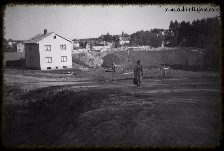 Vandugbakken mai 1952
