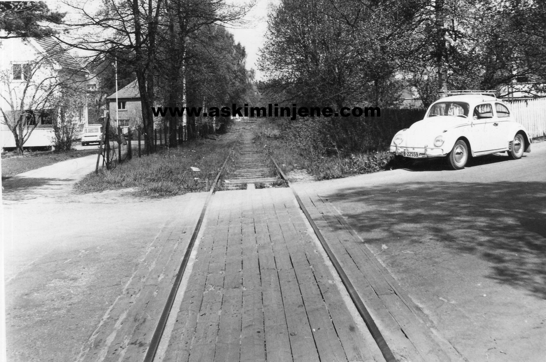 Solbergfossbanen plo Trøgstadveien