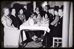 Bursdagsselskap 1953