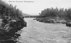 Solbergfoss ca 1910
