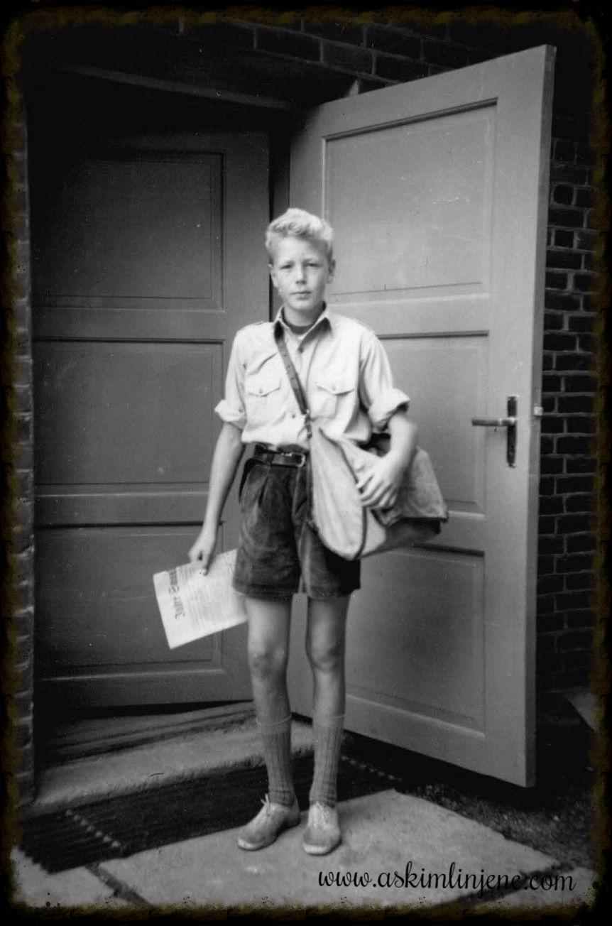 Avisbud Indre Smaalenene 1952