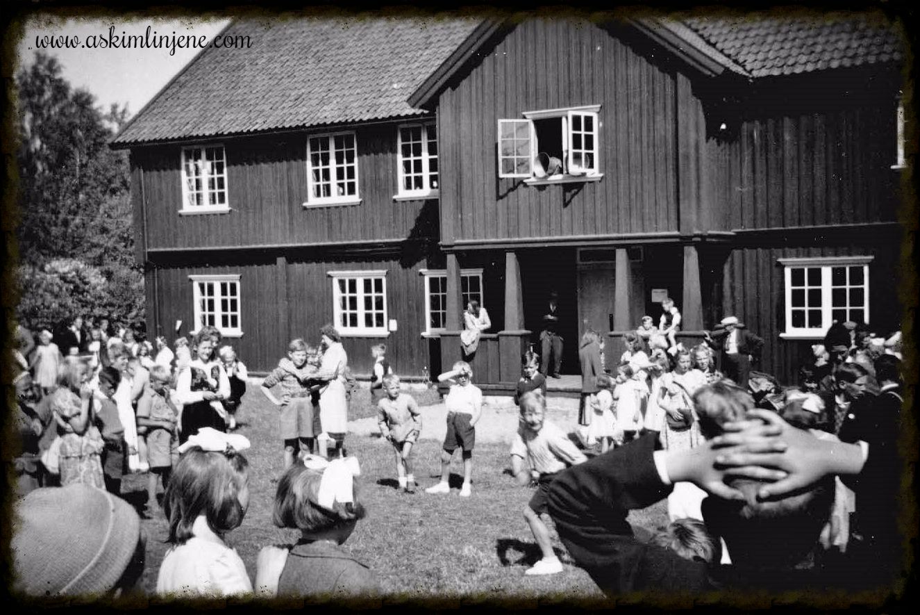 Folkenborg-tunet 1950