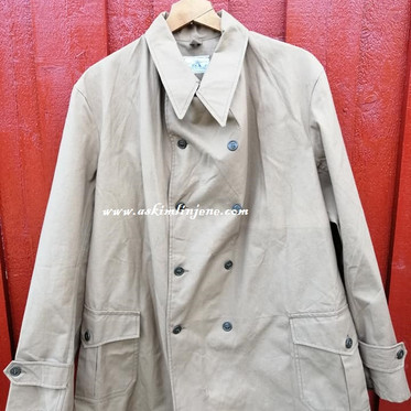 Frakk/jakke fra Askim Sportsøm