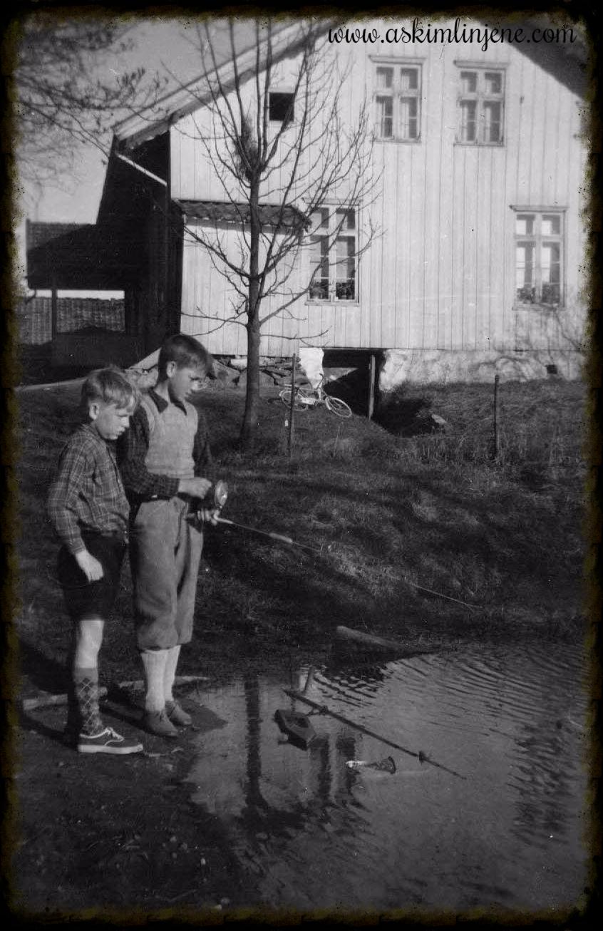Unger i lek 1954