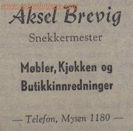 Aksel Brevig