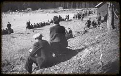 Fotballkamp Stykkumsletta Slitu 1952