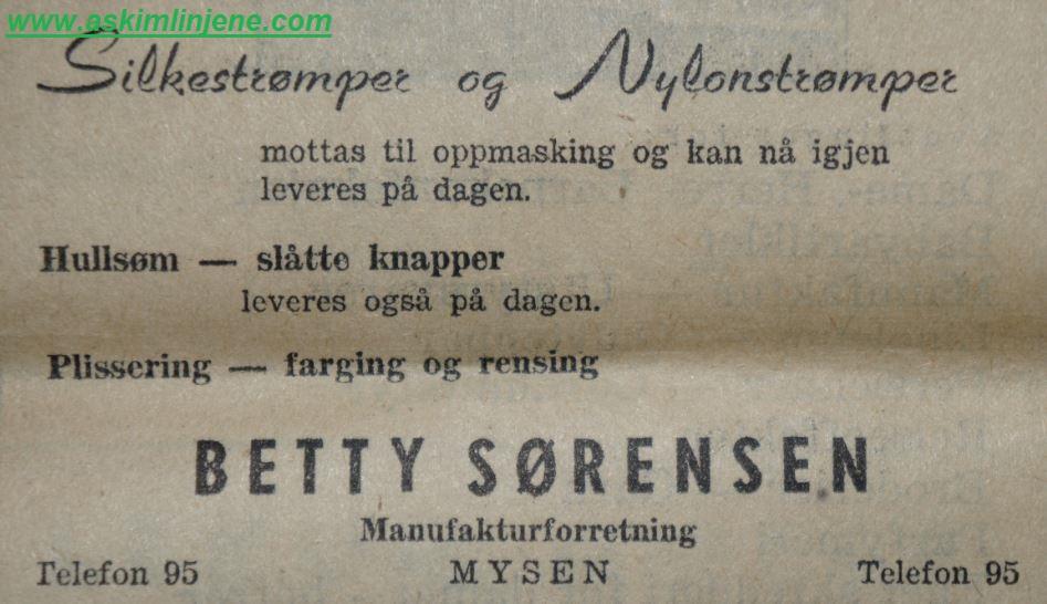 Betty Sørensen