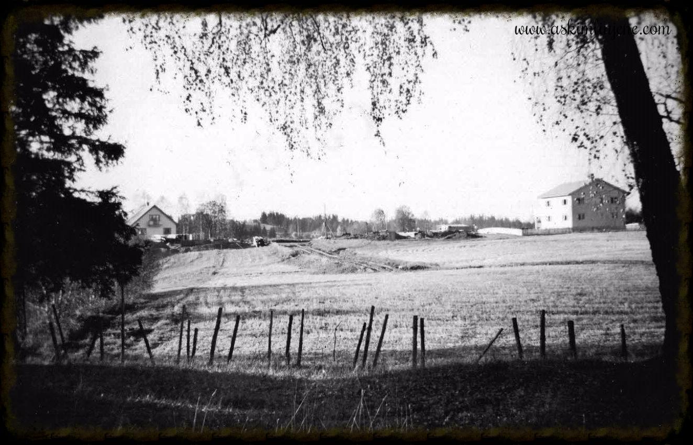 Jordene til Søndre Mysen 1951