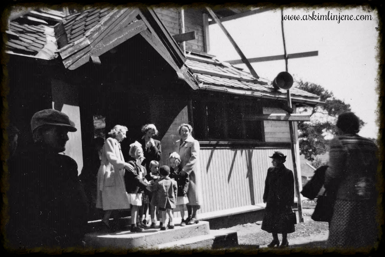 Søndagsskolestevne juni 1950