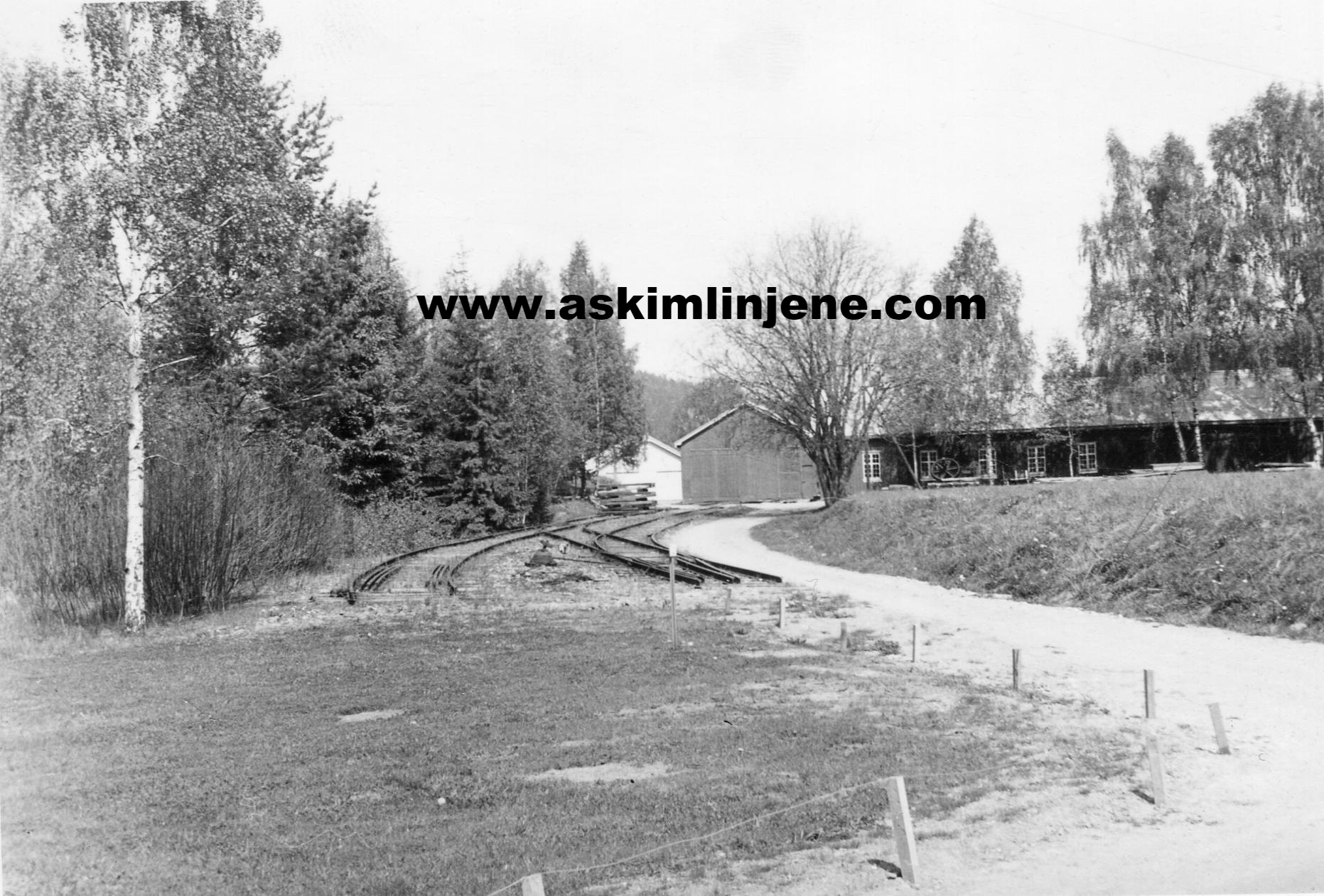 Solbergfoss 1968