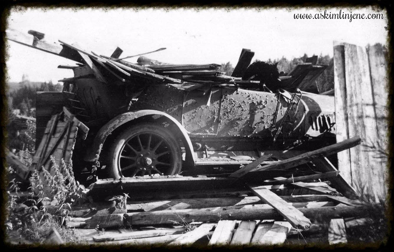 Kollisjon Slitu 1950