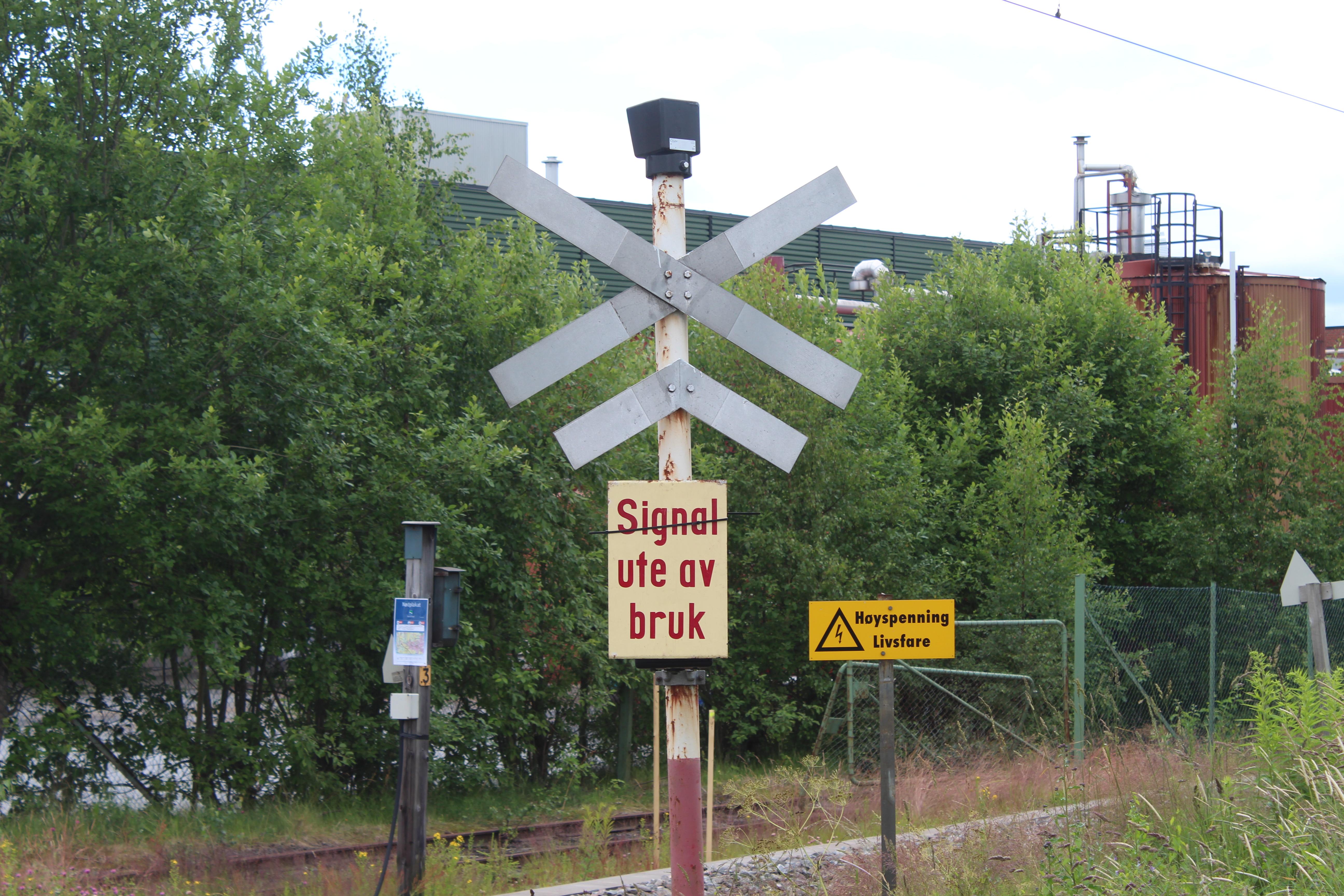 Signalanlegg Tornerud plo