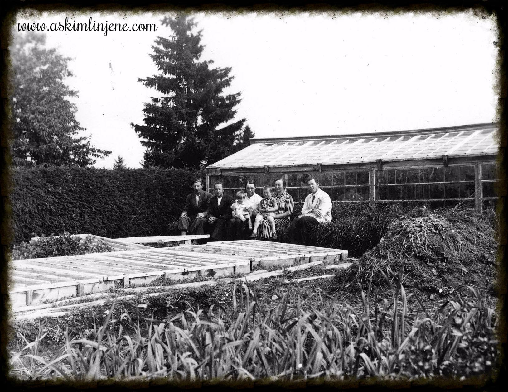 Haven på Randem august 1939