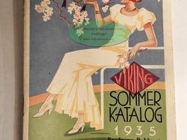 Viking Sommerkatalog 1935