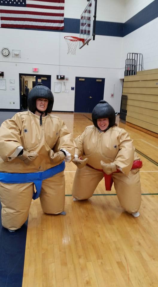 Sumo Wrestling Event