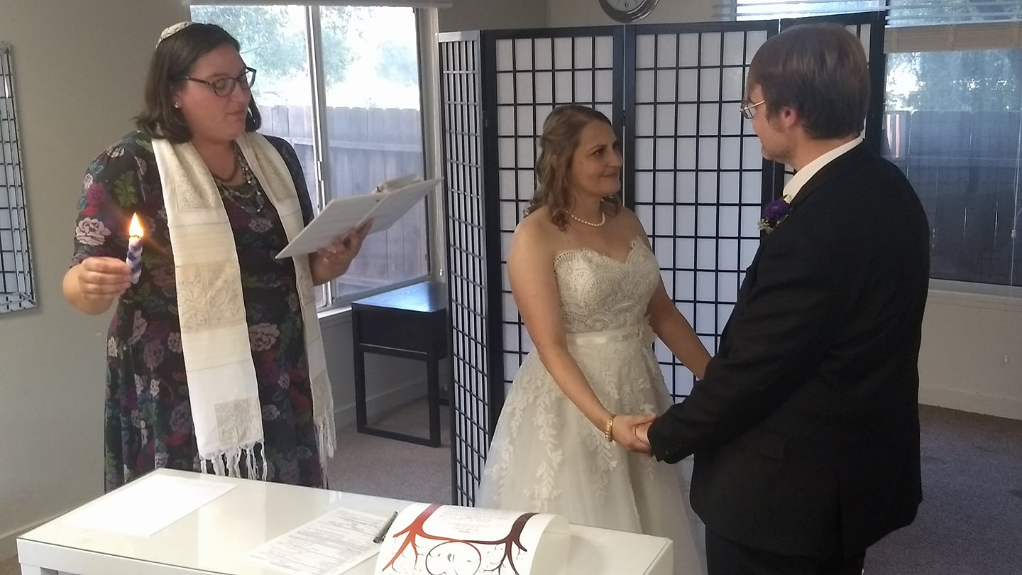 ketubah signing before ceremony