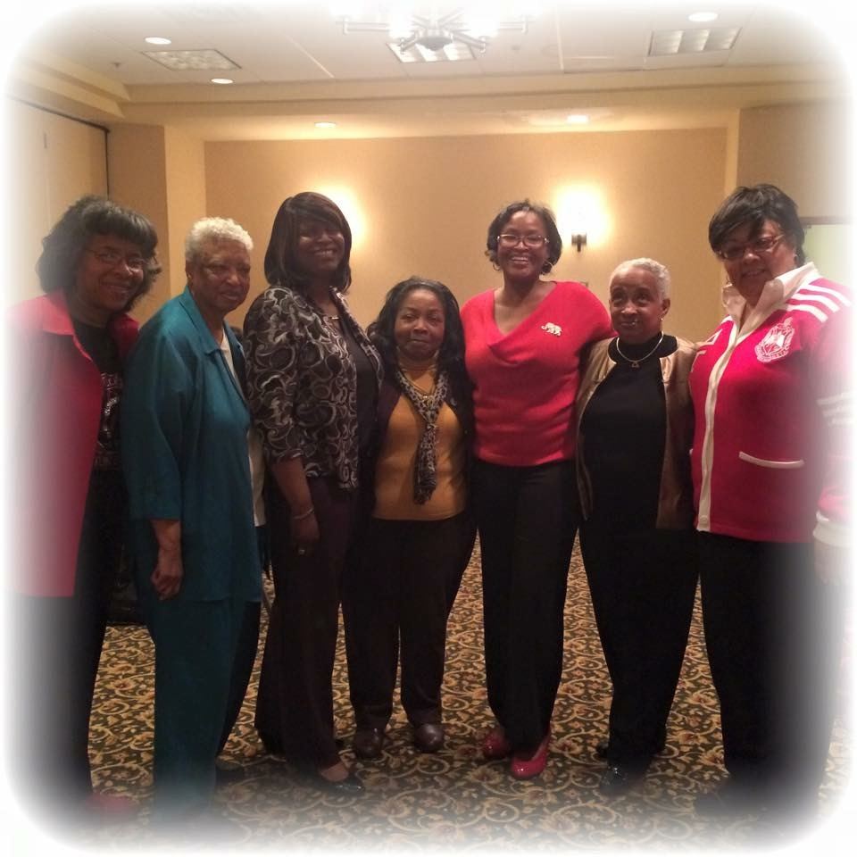 PAAC Chapter Presidents