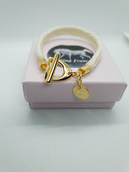 Bracelet BEL ETRIER blanc