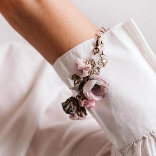 Bracelet BRIERE boutons de roses