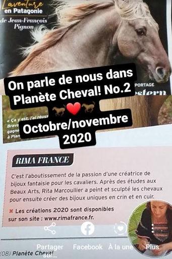 Cheval magazine.JPG