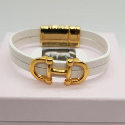 Bracelet MORS en simili-cuir