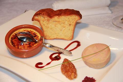 Duo de foie gras du Périgord