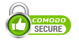 comodo payment logo is an optionof safe secure payment within the just ask hery website in the uk