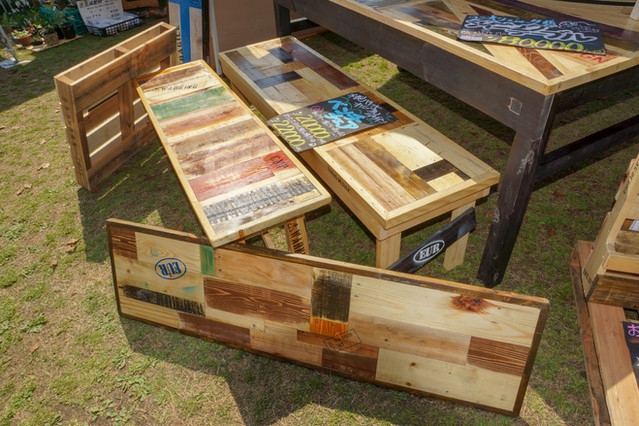 Pallets Chair