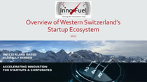 Inno-Fuel Overview of Western Switzerland's Startup Ecosystem (2017)