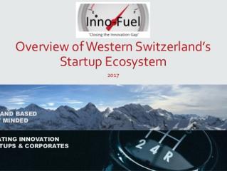 Inno-Fuel Overview of Western Switzerland's Startup Ecosystem (2017)