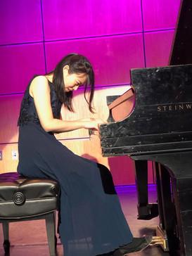 Piano Department Student Concert