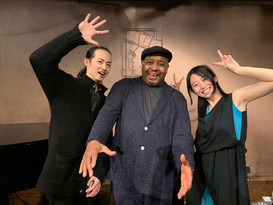 Yoko Suzuki Trio at Bod and Soul