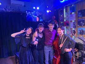 """""""Japan Mini Tour"""" Final Gig with Alida and Rena"""