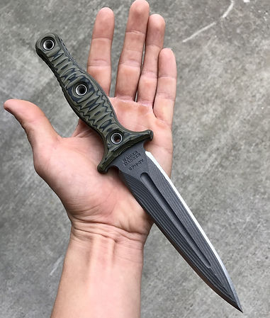 American-made knife/ tactical dagger