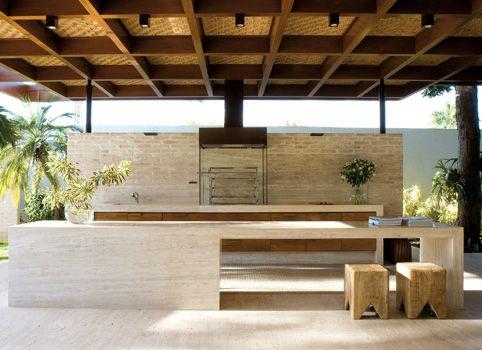 Image result for terrazas con asador