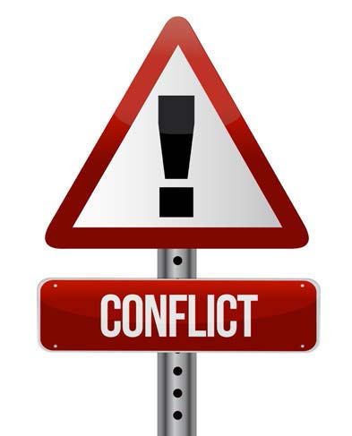 Failing to Agree With a High Conflict Opponent