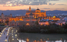 The Mosque-Cathedral of Córdoba (Spain)
