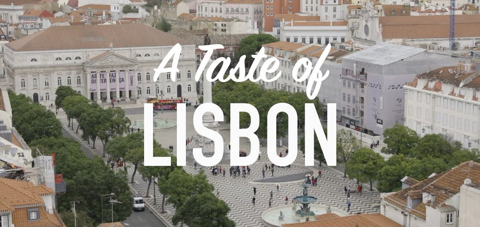 A taste of Lisbon with chef Nuno Mendes (2020)
